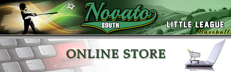 Novato South Little League Custom Shirts & Apparel